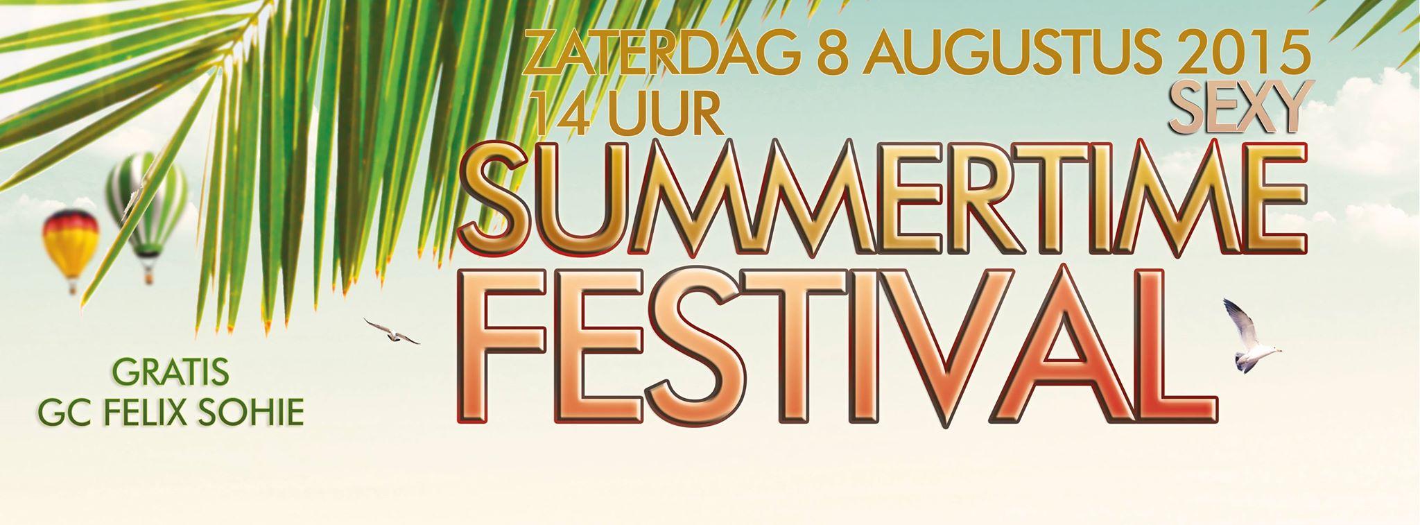 Gemeentebestuur blijft Sexy Summertime Festival ondersteunen!