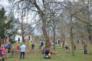 Speeltuin park Hoeilaart