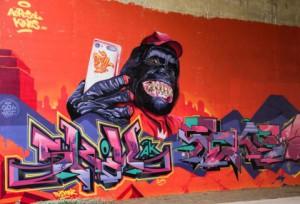 graffiti overijse